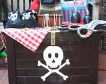 Piraten themafeestje?