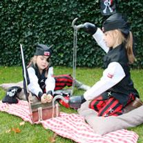 Piraten themafeestje